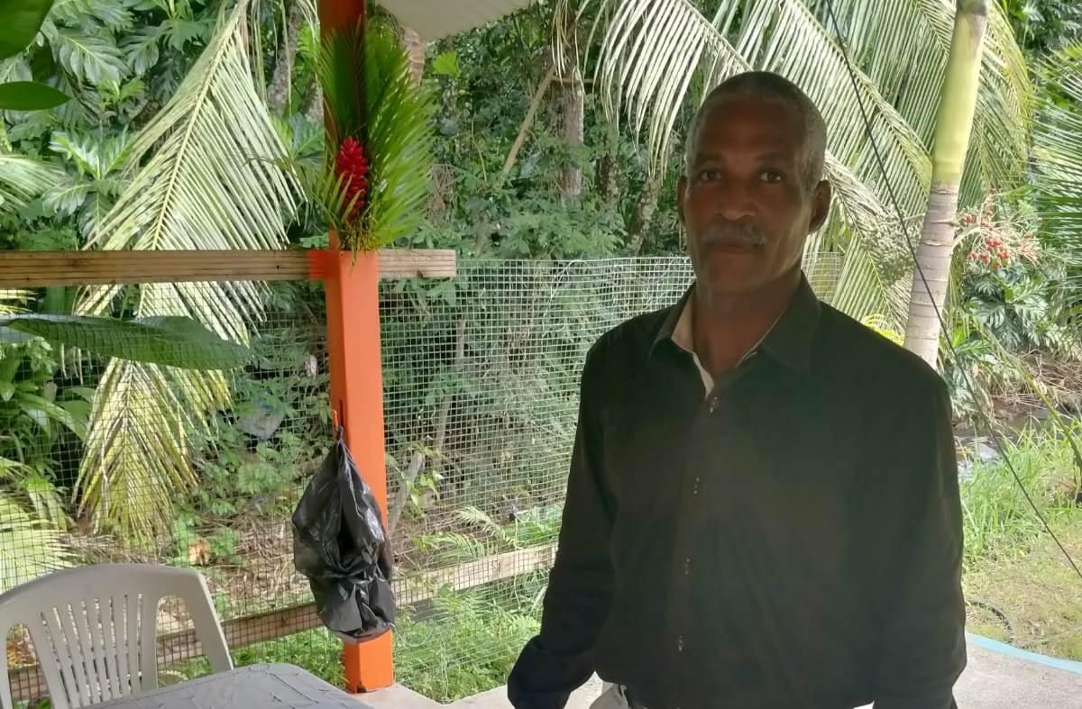 Municipales 2020 : Christian Marie-Calixte a présenté son projet pour la commune du Gros-Morne