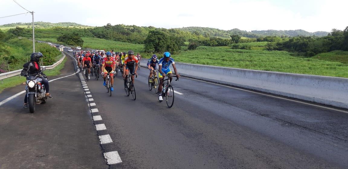 Cyclosport:  Succès pour les courses de la Belle Martinique ce 11 novembre 2019.