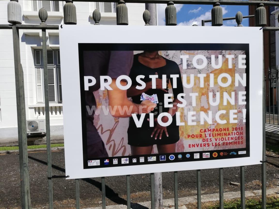 La campagne contre les violences faites aux femmes débute aujourd'hui