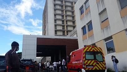 Une enquête ouverte après la chute d'un patient au CHU