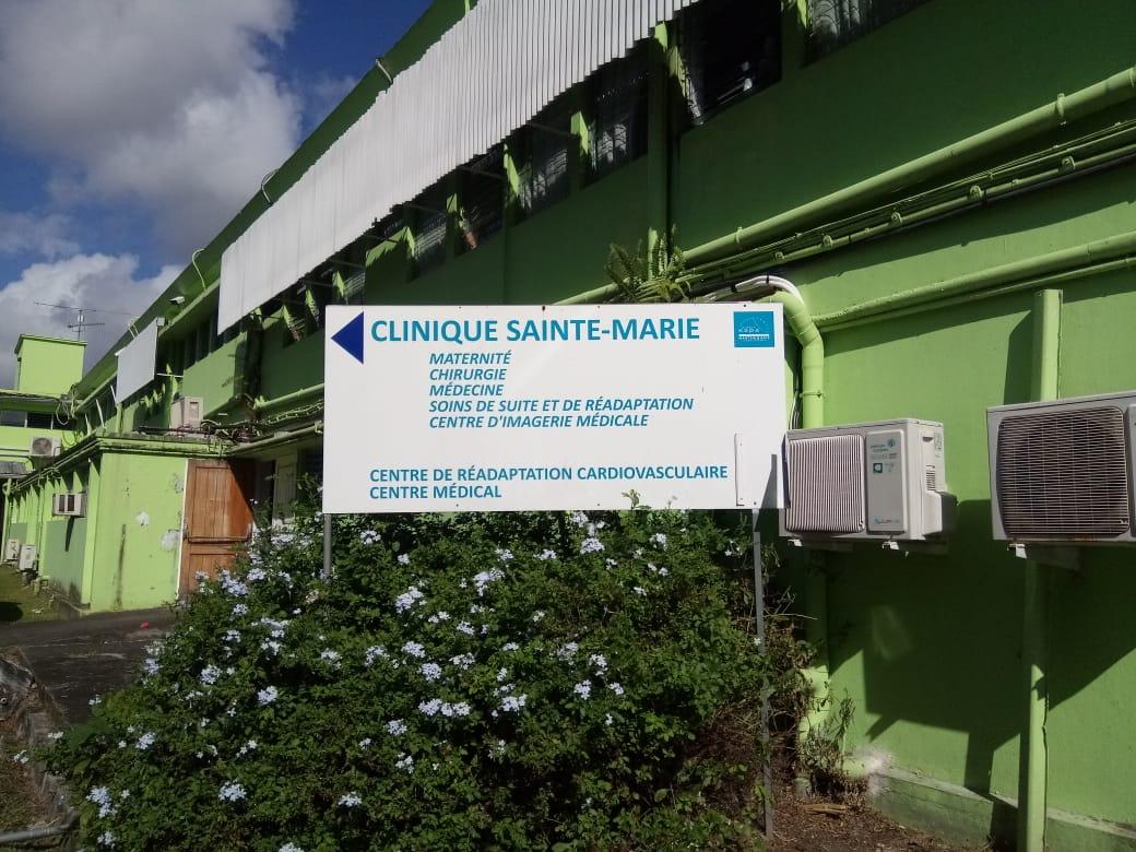 Que va devenir la clinique Sainte-Marie sous l'égide de Saint-Paul ?