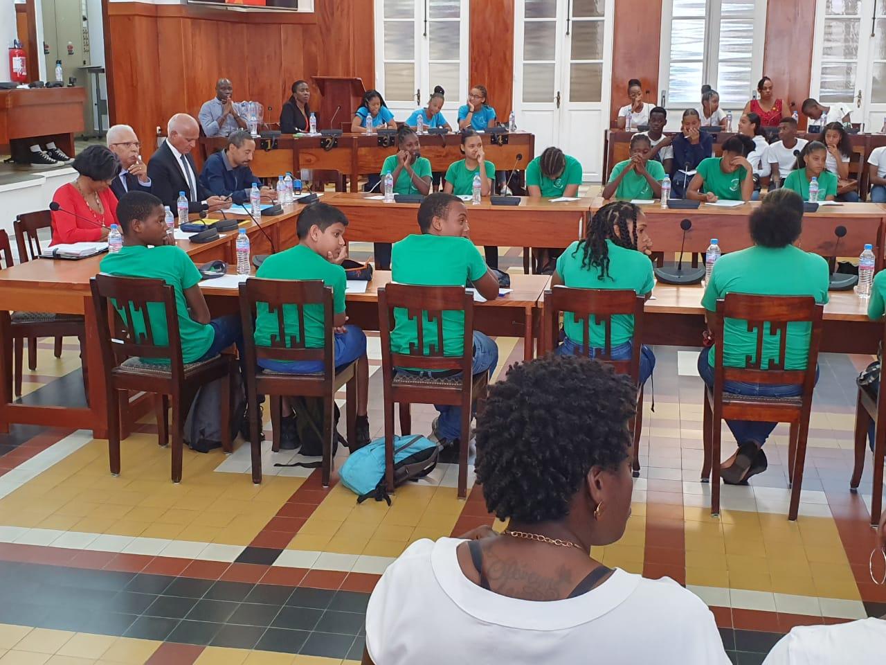 Le Conseil Départemental célèbre les  30 ans des Droits de l'Enfant