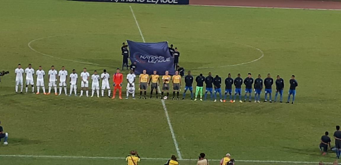 Les Matinino tenus en échec par l'équipe du Honduras (1-1)