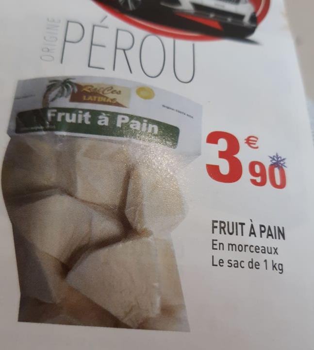Fruit à pain du Pérou : après la polémique, y a-t-il un marché local ?