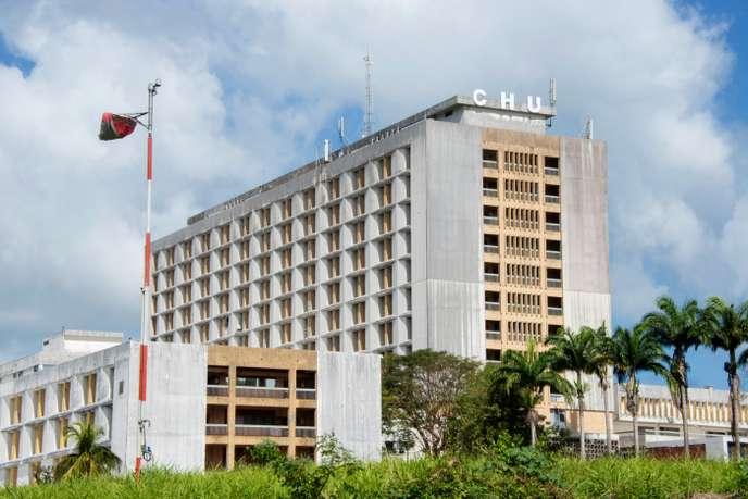"""""""La situation est à la baisse"""" selon Bruno Jarrige, directeur médical de la crise Covid en Guadeloupe"""