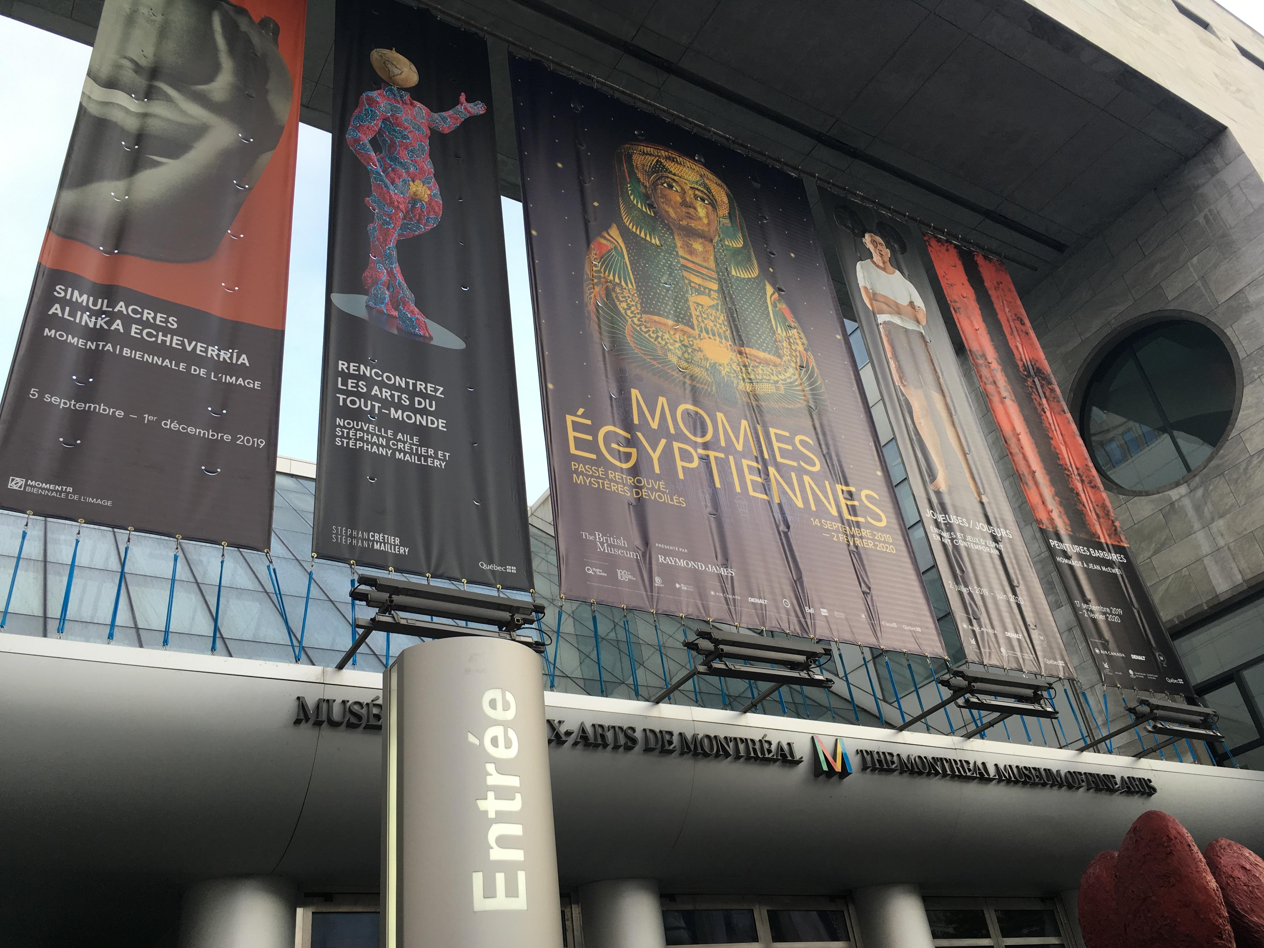 Montréal: Une aile dédiée à Edouard Glissant au Musée des Beaux-Arts.