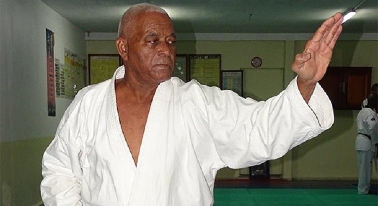 Un Guadeloupéen gradé 7e dan de Taekwondo à 77 ans