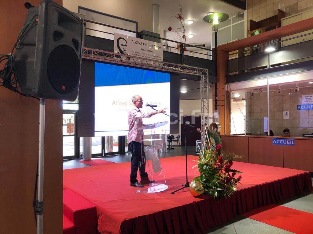 CTM : Alfred Marie-Jeanne candidat à sa propre succession