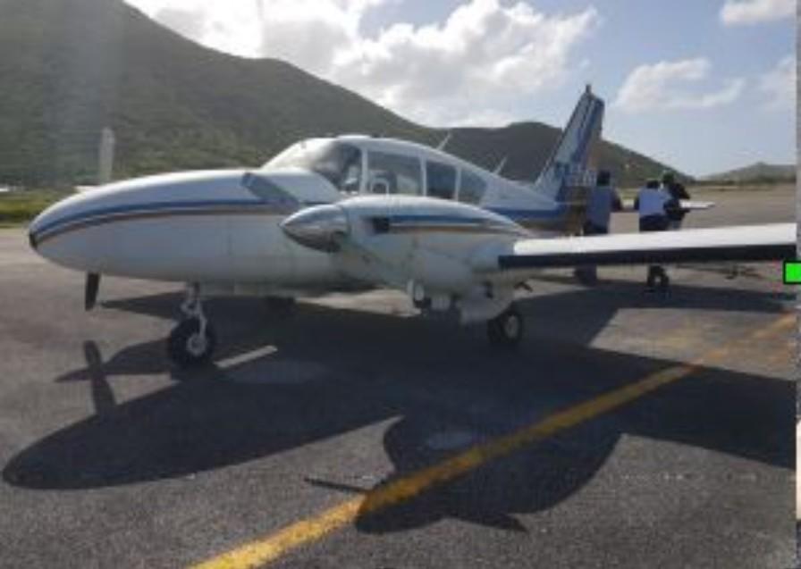Deux valises avec plus de 50 kg de cocaïne saisies à l'aéroport de Grand Case à Saint-Martin