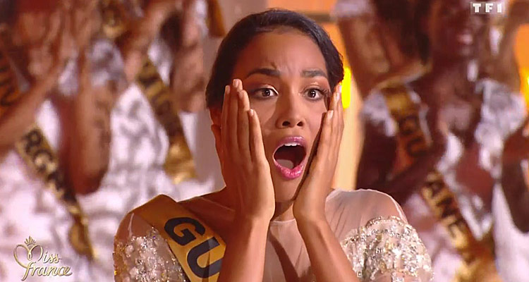 Les premières réactions de Miss France sur RCI