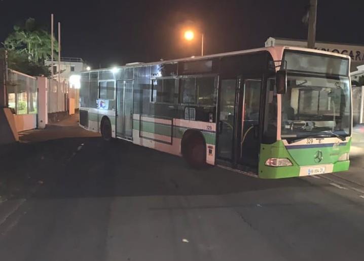 Les salariés de la CFTU maintiennent la pression sur Martinique Transport