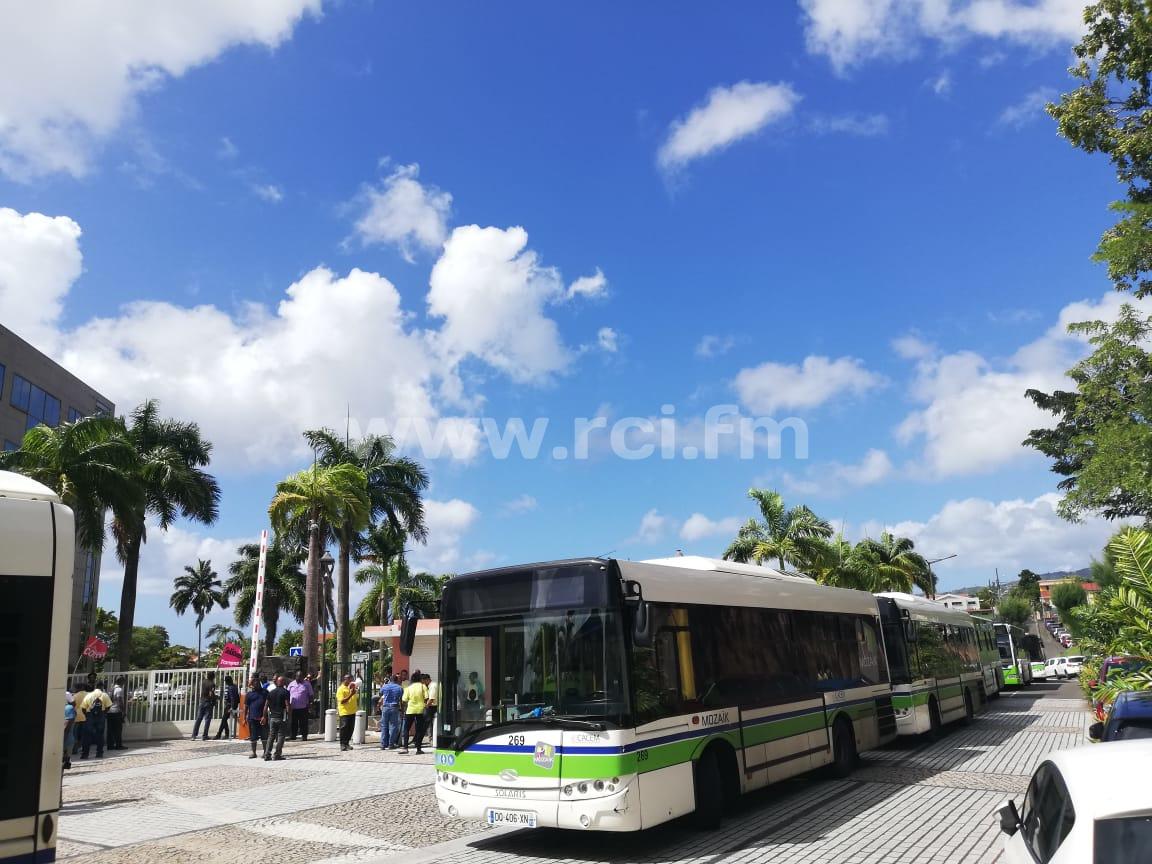 CFTU : pas de bus en circulation mais pas de blocage