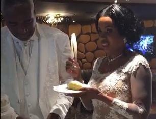 Croisière Kassav : l'escale guadeloupéenne aux couleurs du mariage de Jocelyne Labylle