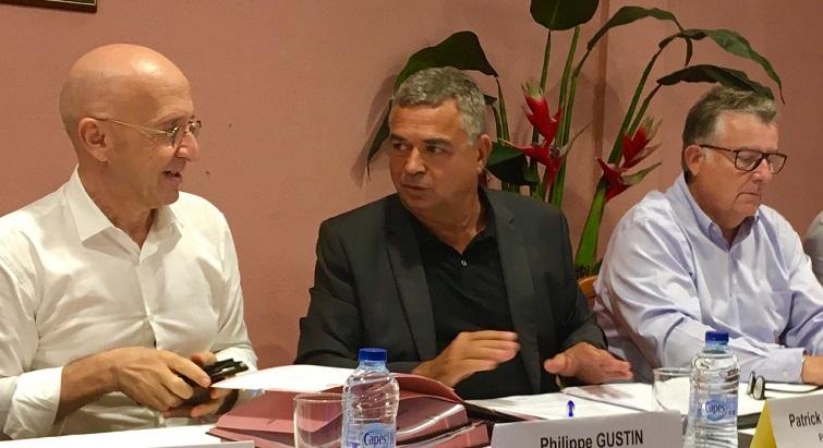 Patrick Vial Collet n'exclut pas un avenir en politique pour les entrepreneurs