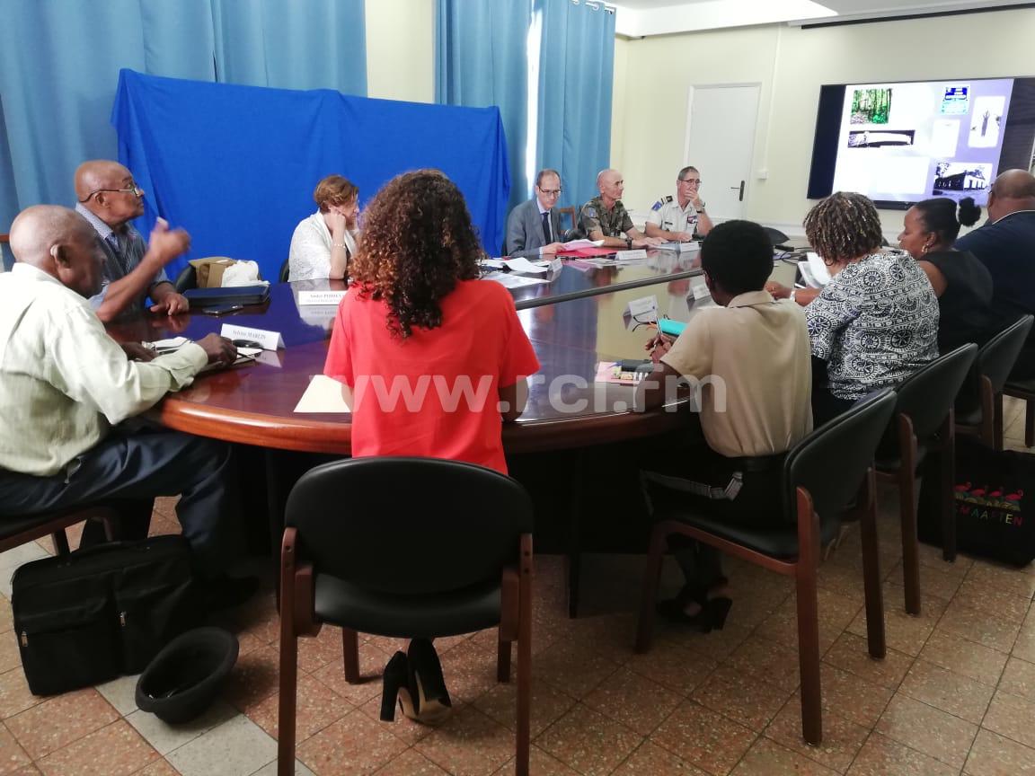 Un hommage rendu aux dissidents de la Martinique