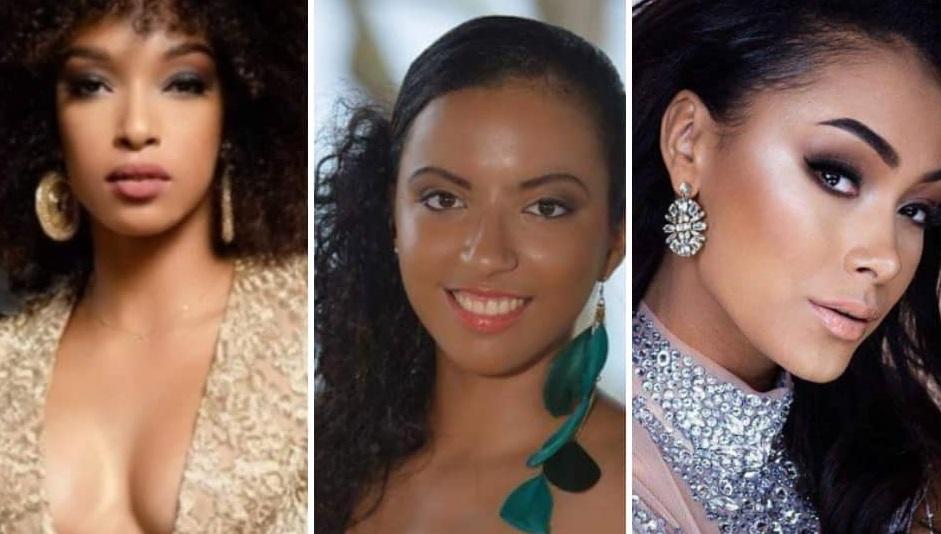 Miss Monde : 3 candidates aux origines Guadeloupéennes
