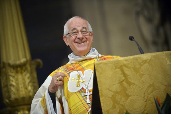 Positif au COVID-19, Monseigneur Riocreux rassure sur son état de santé