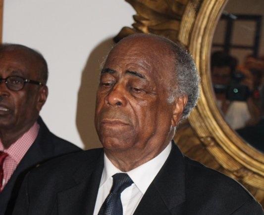 Geoffroy Robert, pionnier de la natation guadeloupéenne,  est décédé