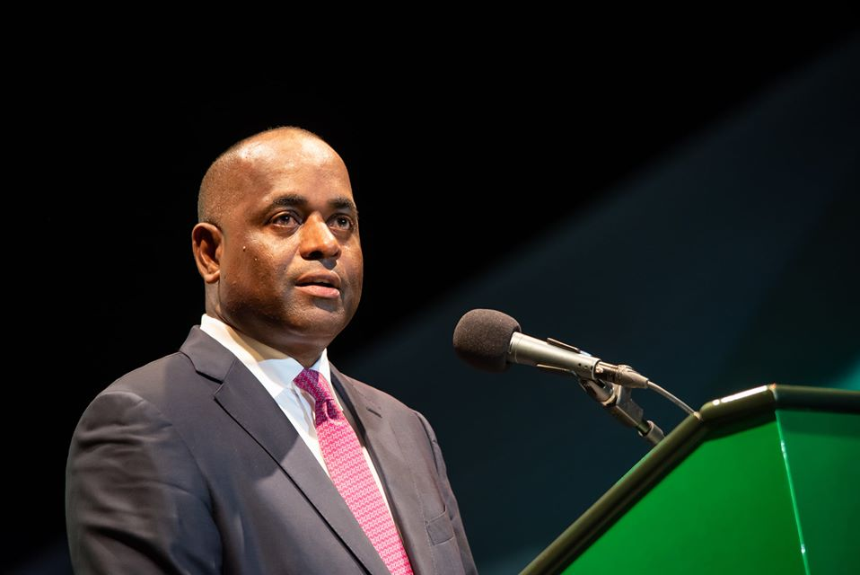 Dominique : Roosevelt Skerrit annonce sa victoire aux élections