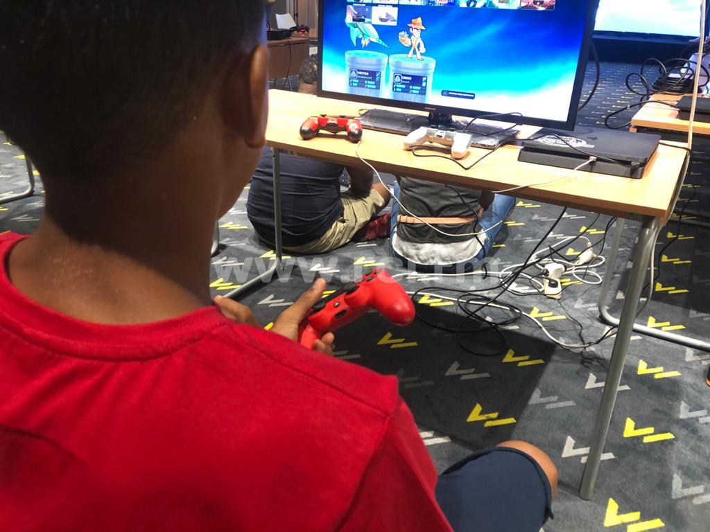 Le premier salon du jeu vidéo et de l'E-Sport en Martinique a ouvert ses portes ce samedi