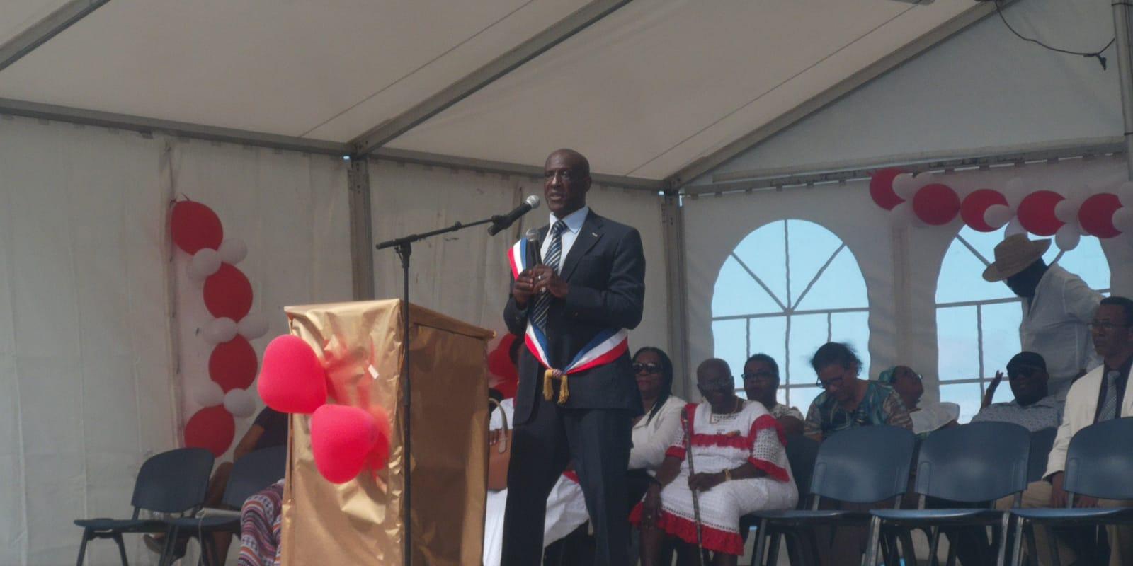 Municipales 2020 : Joachim Bouquety ne sera pas candidat à Grand Rivière