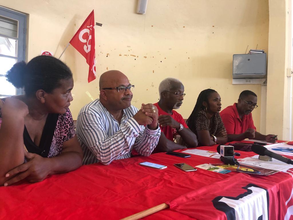 Grève générale du 5 décembre, cinq syndicats lancent un appel