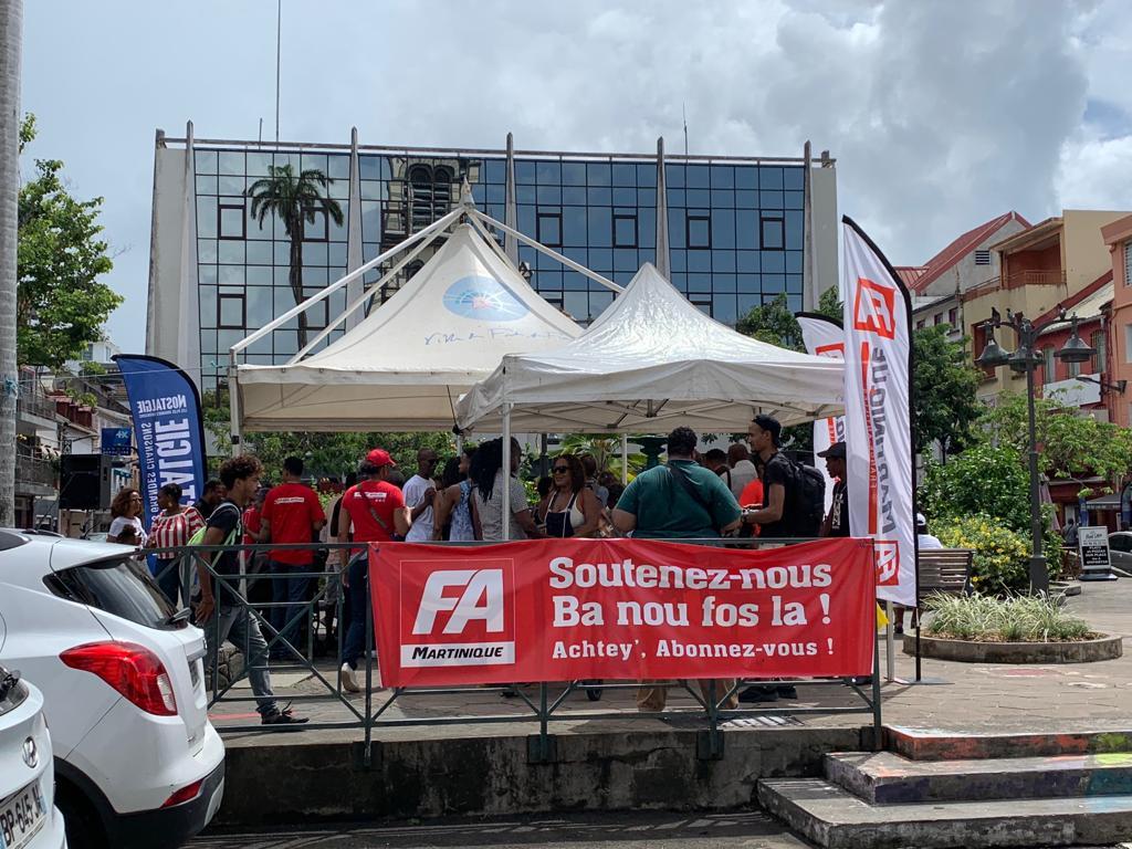 L'avenir de France-Antilles se joue devant le tribunal de commerce