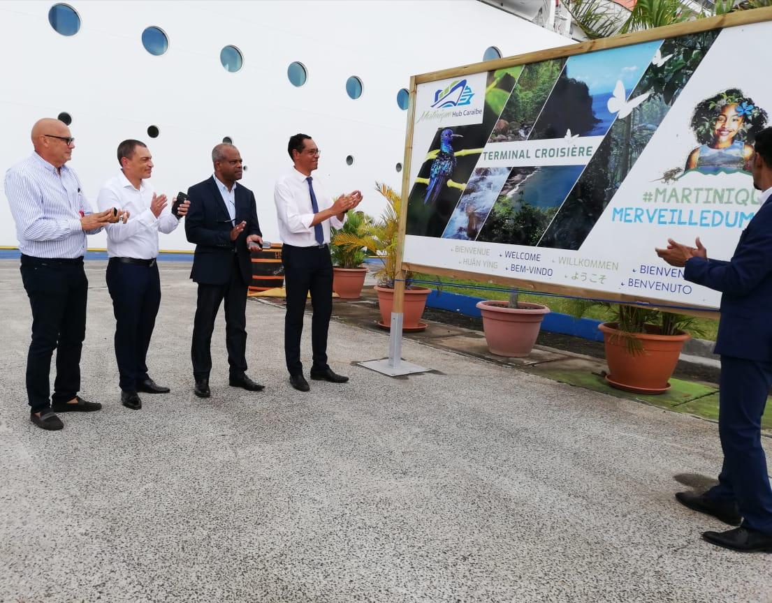Le Grand Port Maritime apporte son soutien à la candidature du massif montagneux de Martinique au patrimoine mondial