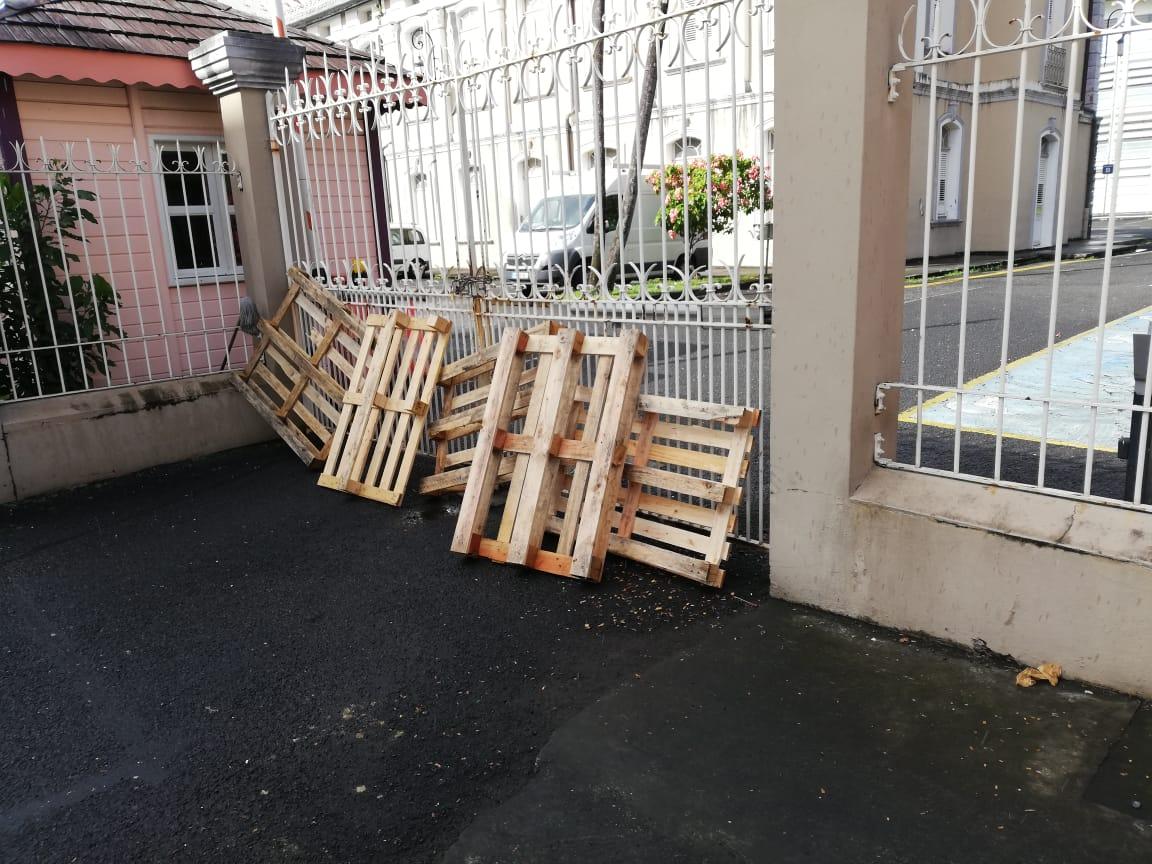 La CGTM-SOEM suspend la grève à Fort-de-France