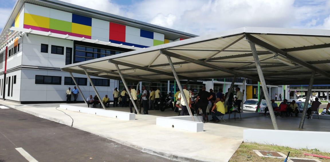 À la CFTU, les chauffeurs ne digèrent pas la décision de Martinique Transport