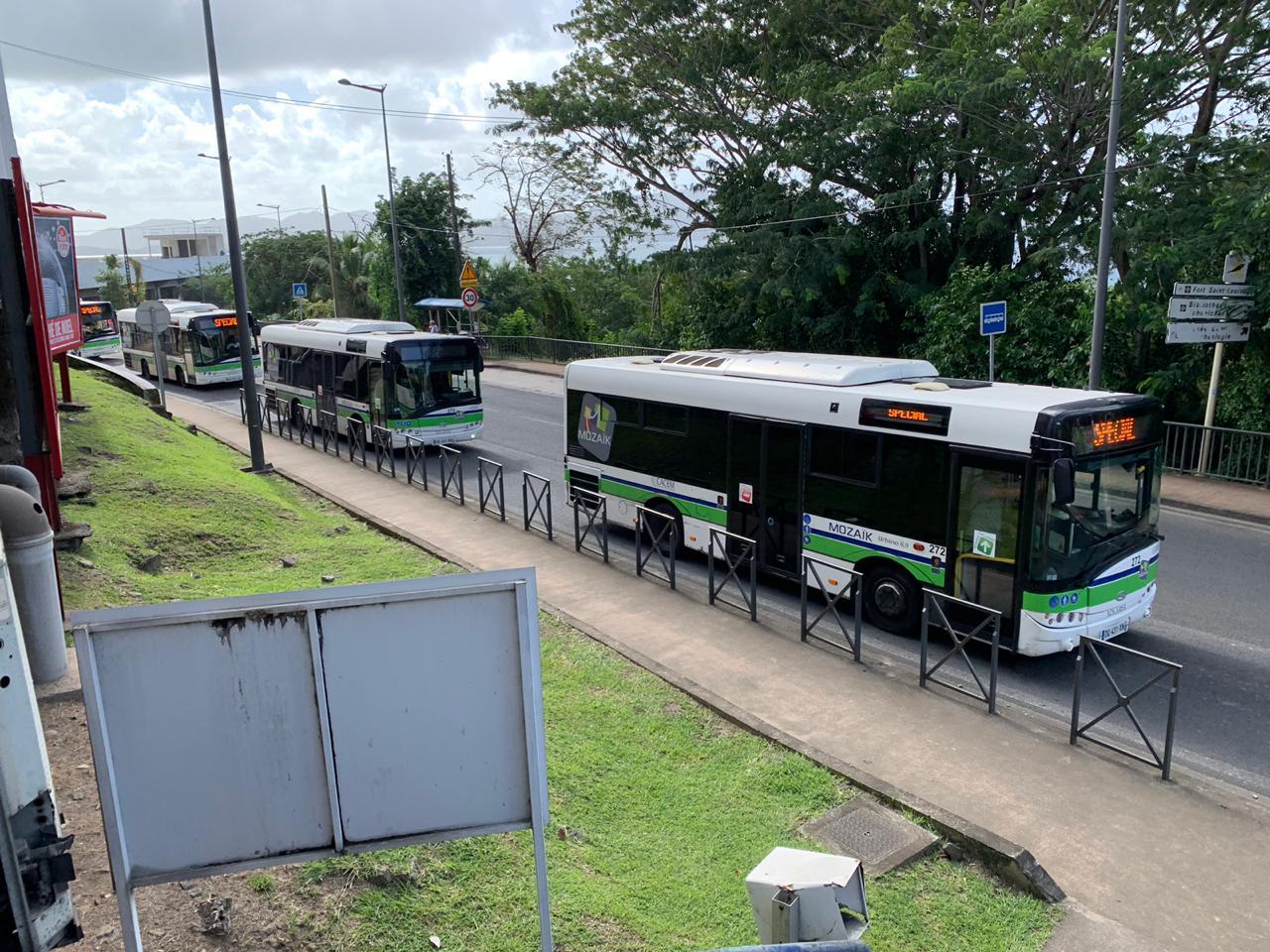 Double opération molokoy sur les routes de Martinique