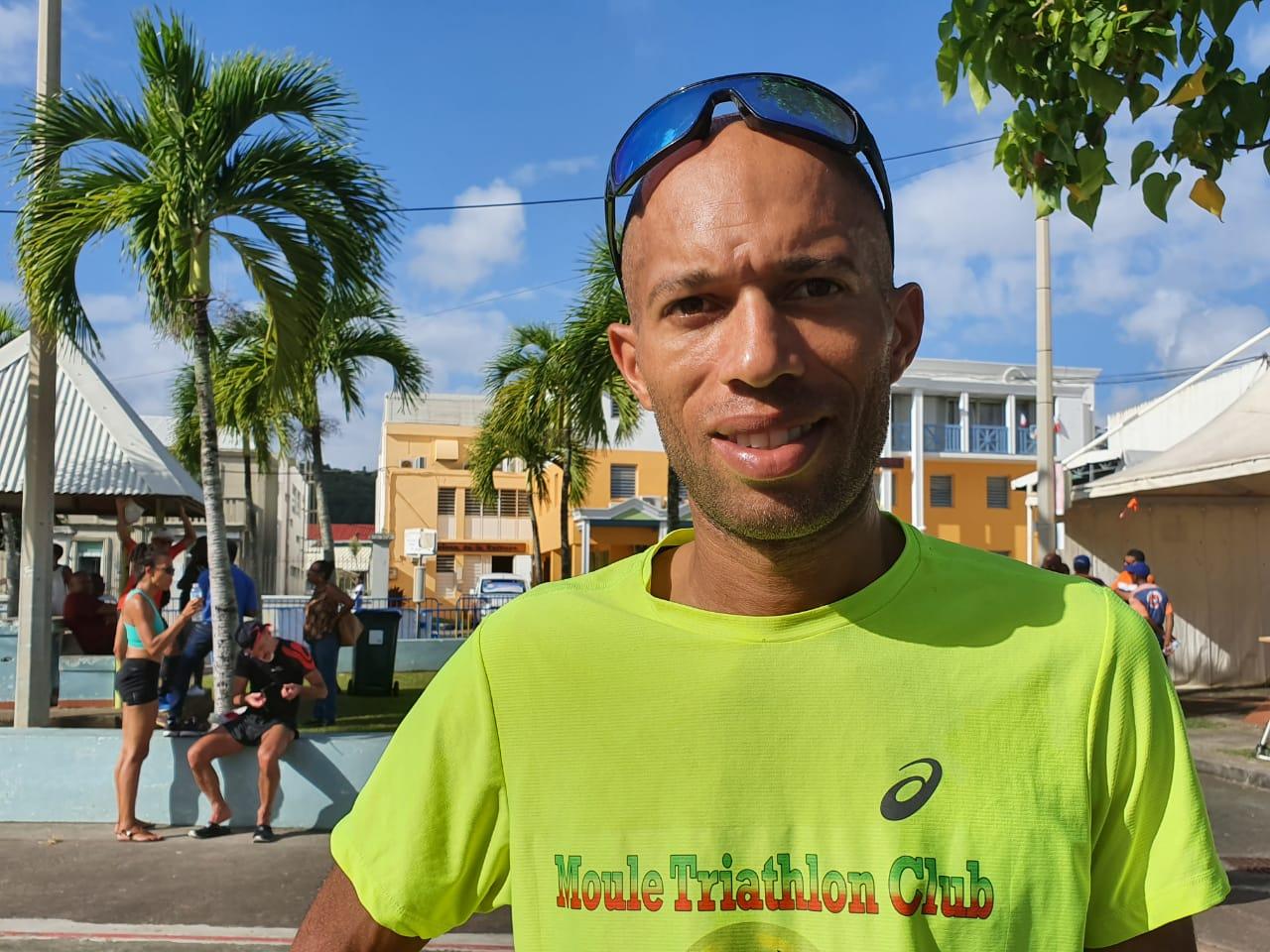 Michel Pradel remporte la quarantième édition des foulées trinitéennes