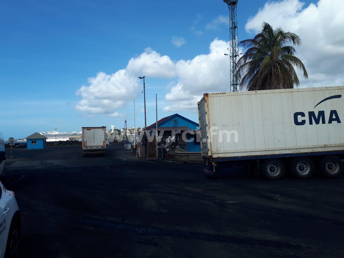 CFTU : les accès de l'Hydrobase ont été libérés