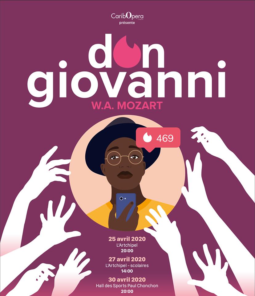 Un nouvel opéra en Guadeloupe en 2020