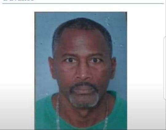 Alain Damator est porté disparu