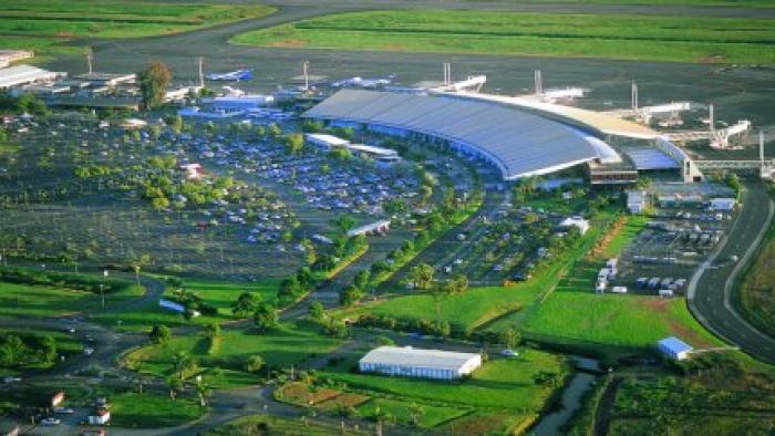 Trafic aérien en hausse à l'aéroport Martinique Aimé Césaire