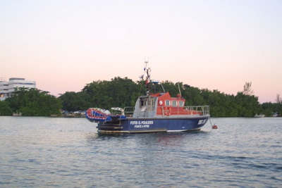 Un voilier échoué en face du Club Med a pu se dégager