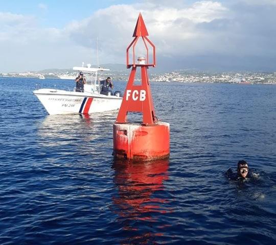 Opération de lutte contre la pêche en zone interdite : une personne prise en flagrant délit