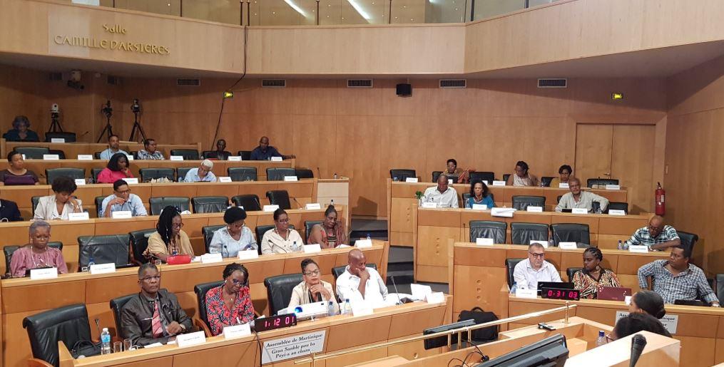 CTM : la majorité adopte un budget en très légère hausse