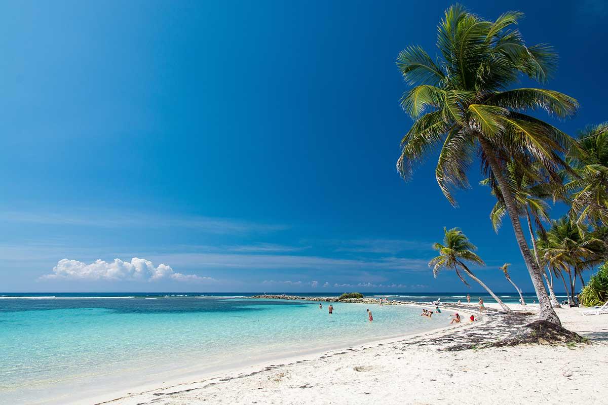 Top 10 des destinations soleil les plus tendances en 2019 : la Guadeloupe en 7ème position