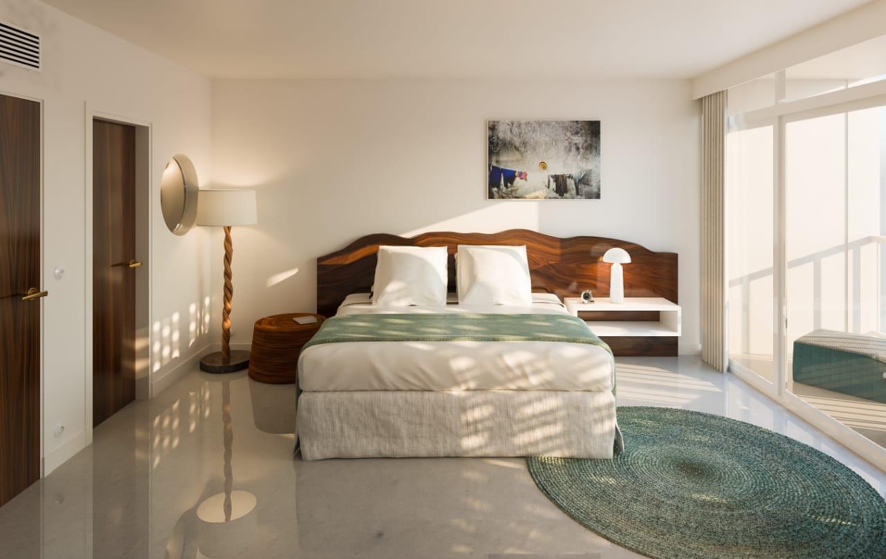 L'hôtel La Batelière veut faire peau neuve