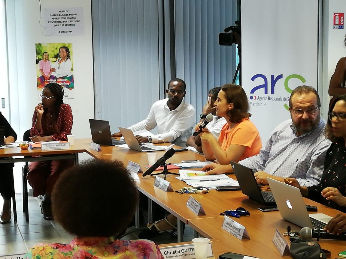 La  coopération médicale avec la Caraïbe s'intensifie