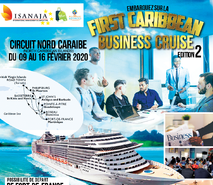 Seconde édition de la Caribbean Business Cruise