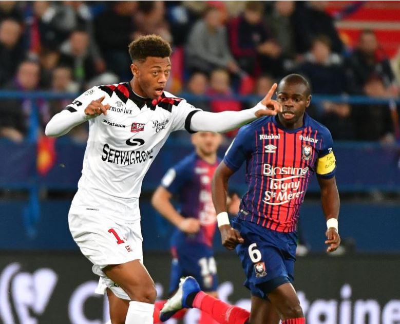 Football : décès du jeune attaquant guadeloupéen de l'EAG Nathaël Julan