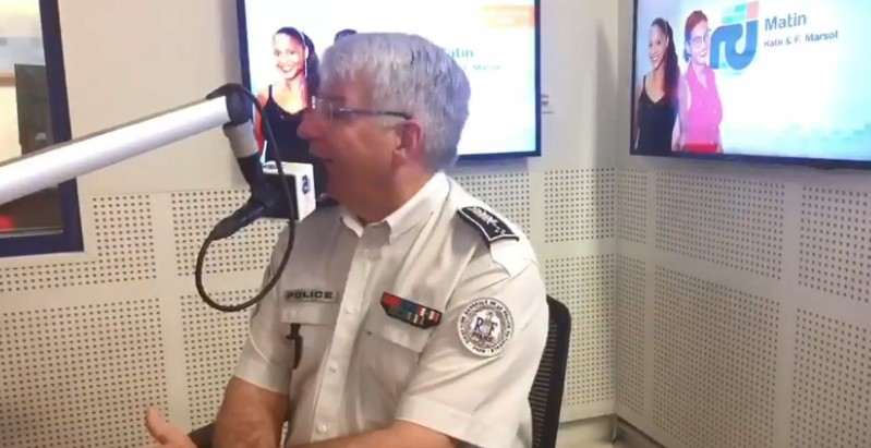 Eric Morvan le patron de la police nationale démissionne