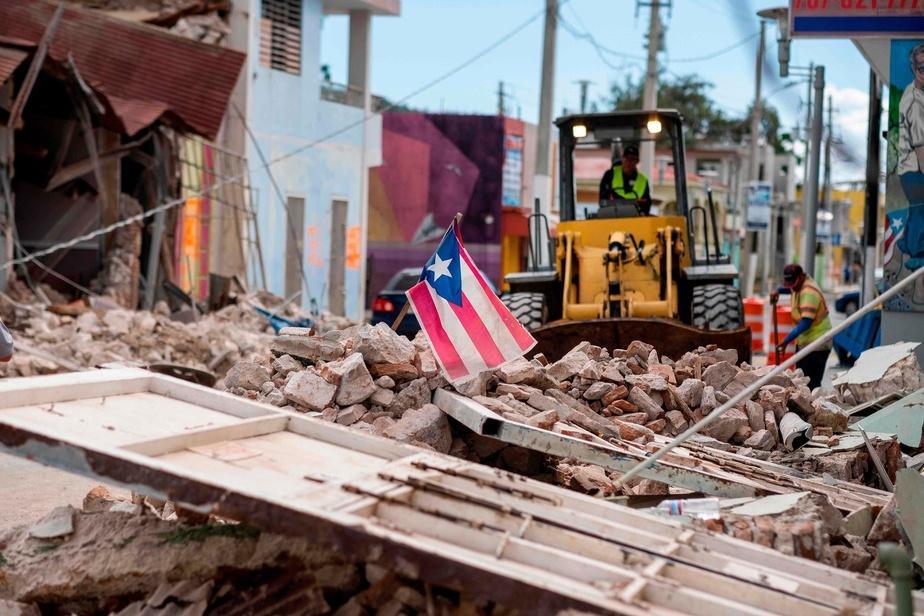 Un nouveau séisme a touché Porto-Rico ce samedi