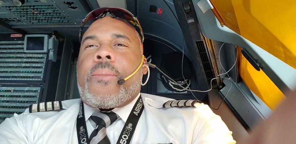 Coronavirus: témoignage d'un pilote martiniquais