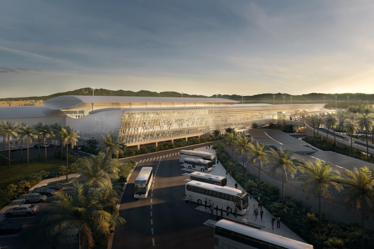 L'aéroport Pôle Caraïbes vise les 3 millions de passagers