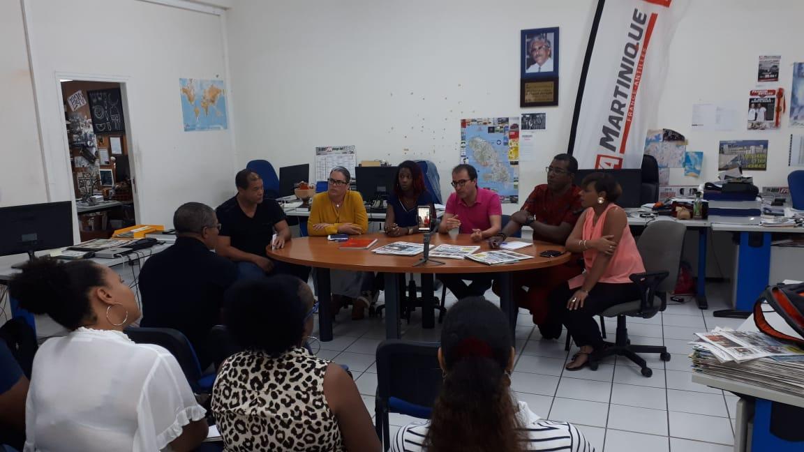 France-Antilles : les inquiétudes des salariés