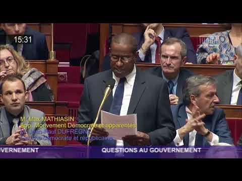 Pas de levée d'immunité parlementaire pour Max Mathiasin